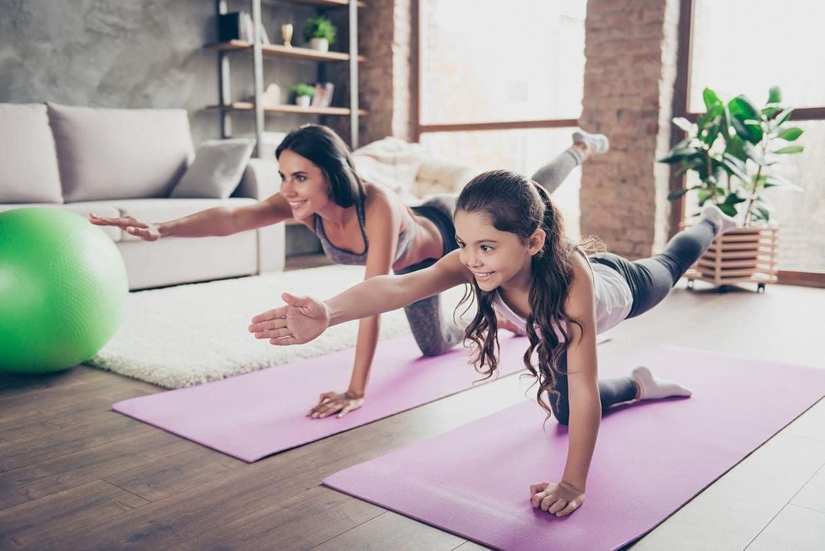 20 Minute Kids Workout with LiteThriive, 13 May | Online Event | AllEvents.in