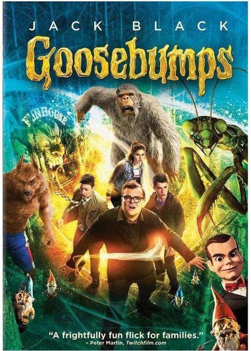 Drive In Films presents Goosebumps, 23 October   Event in Banbury   AllEvents.in