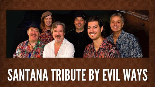 Santana Tribute by Evil Ways, 2 July | Event in Cleveland | AllEvents.in