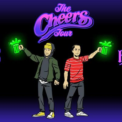 The Cheers Tour Grieves  The Holdup