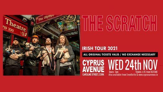 The Scratch, 24 November | Event in Cork | AllEvents.in