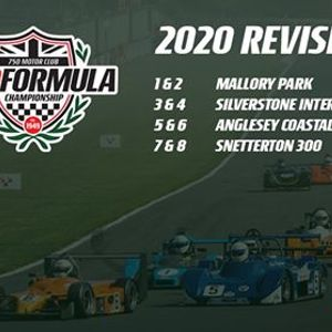 2020 Raceparts 750 Formula Championship - Rounds 3 & 4