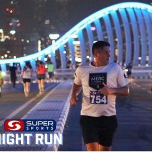 Super Sports Night Run Race 4 - 2021