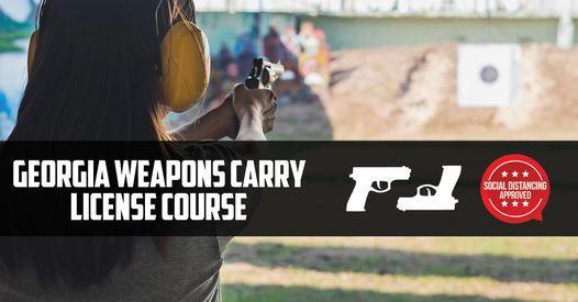 Weapons Carry License Course - Marietta, GA | Event in Marietta | AllEvents.in