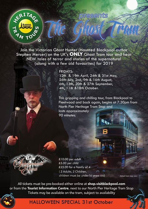 The Ghost Tram - Halloween Special