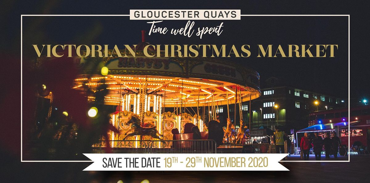 Gloucester Quays Victorian Christmas Market Coach Bookings