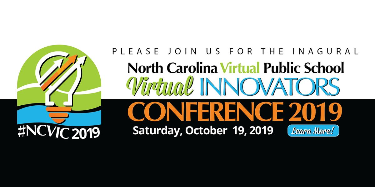 North Carolina Virtual Public School Virtual Innovators Conference 2019