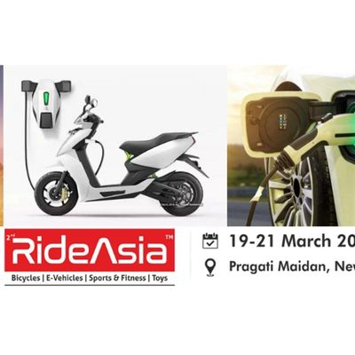 RideAsia 2021 Bicycle Electric-Vehicles Sports Fitness & Ride-Ons