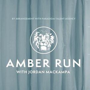 Amber Run at The Opera House  Nov 5
