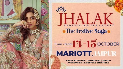 Jhalak- Premium Fashion Exhibition: Jaipur, 14 October   Event in Jaipur   AllEvents.in