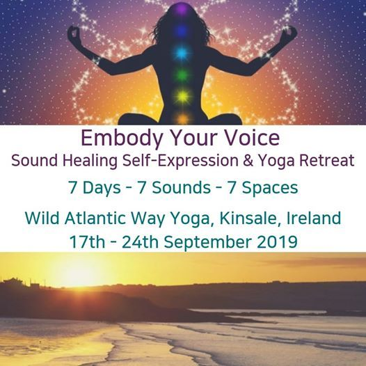 Embody Your Voice 7-day sound healing & yoga retreat
