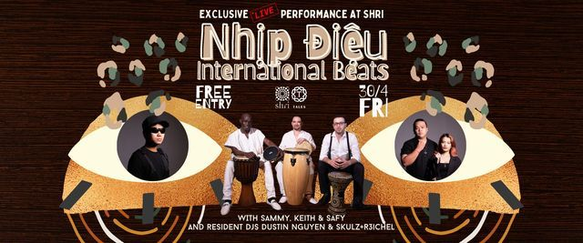 NHỊP ĐIỆU, 30 April | Event in Ho Chi Minh City | AllEvents.in