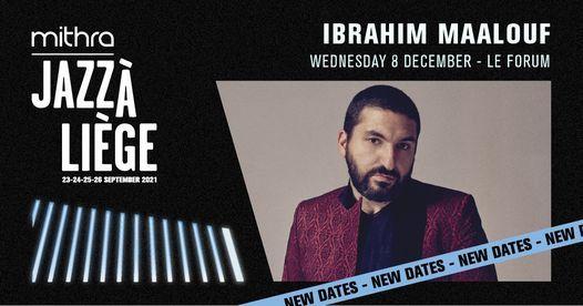 Ibrahim Maalouf au Mithra Jazz, 8 December   Event in Liège   AllEvents.in