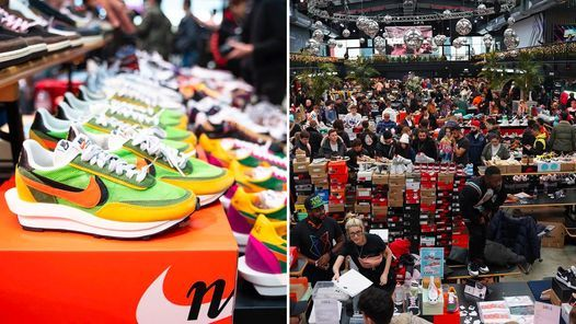 Crepe City Manchester Sneaker Festival 2021, 1 August | Event in Manchester | AllEvents.in