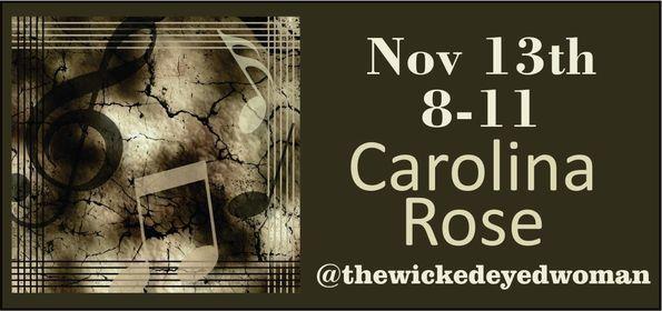Carolina Rose Live!, 13 November   Event in Elizabethtown   AllEvents.in