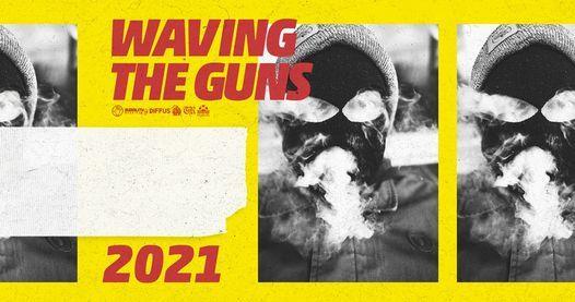 Waving The Guns - Trier - Mergener Hof, 25 March | Event in Trier | AllEvents.in