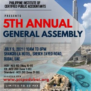5th Annual General Assembly