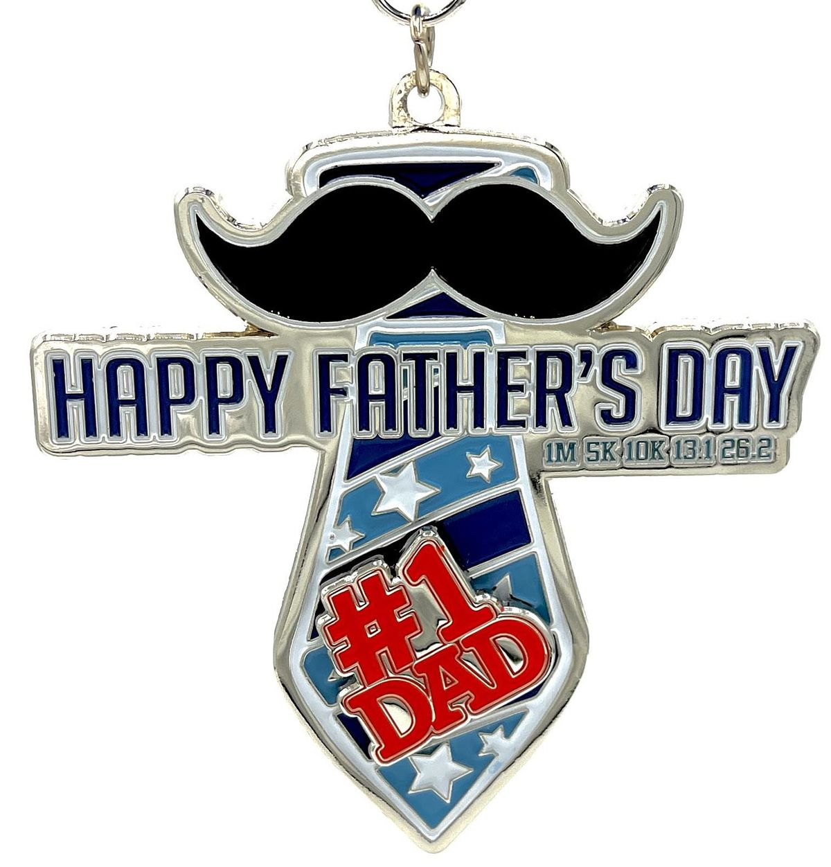 Save $10! Father's Day 1M 5K 10K 13.1 26.2-Participate from Home.   Online Event   AllEvents.in