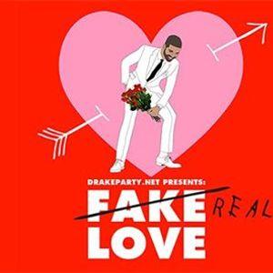 DRAKE PARTY - FAKE LOVE featuring HOF