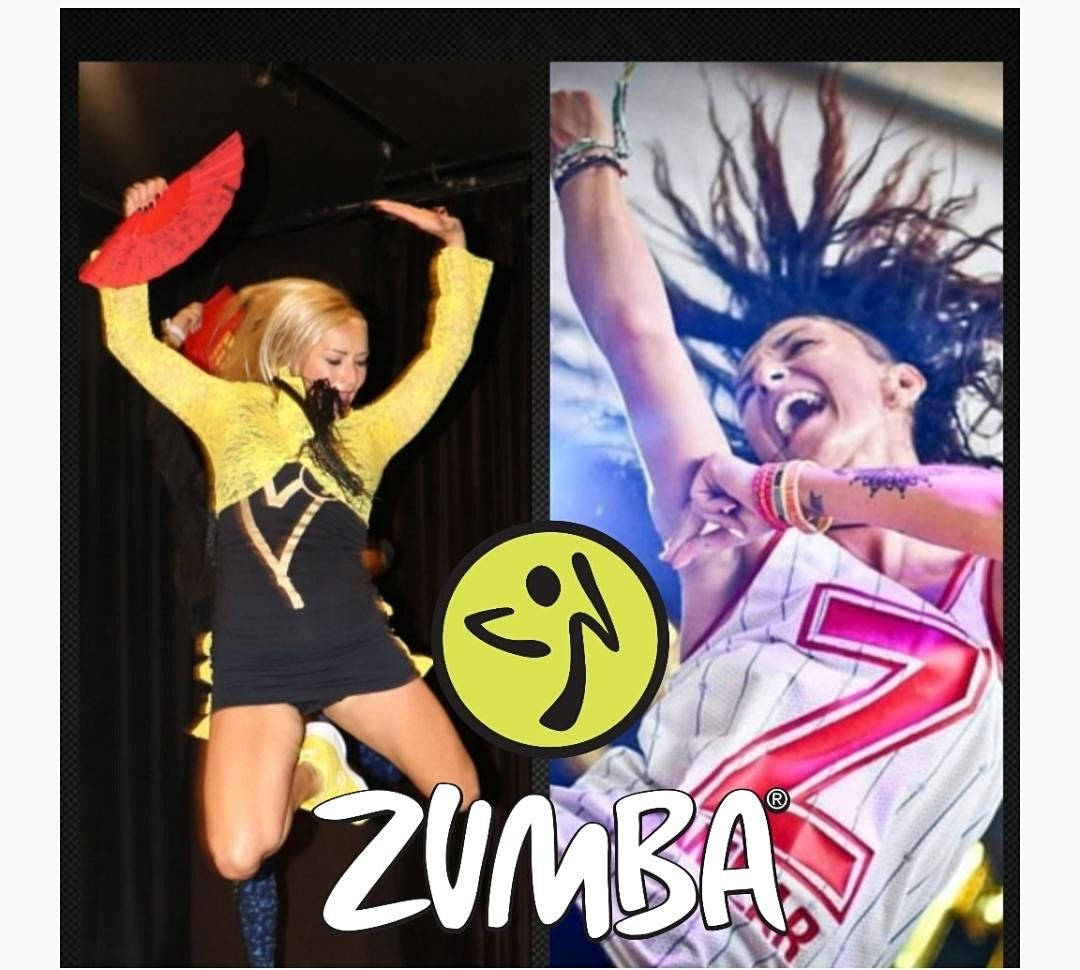 Zumba Masterclass in Cork with Jessica Exposito and  ZJ Justyna