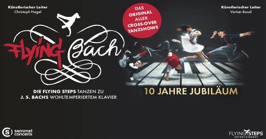 Flying Bach - 10 Jahre Jubilumstour