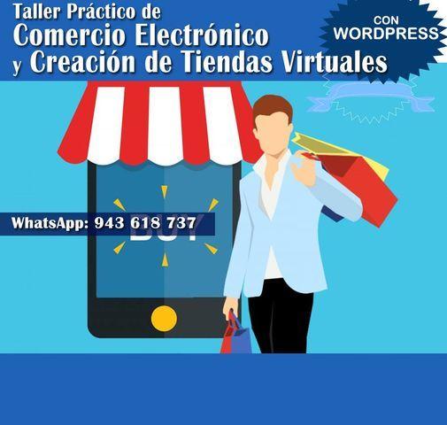 Taller Práctico de Tiendas Virtuales, 4 November   Event in Lima   AllEvents.in