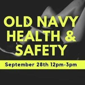 Old Navy Health & Safety
