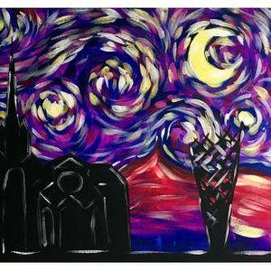 Christchurch Starry Night