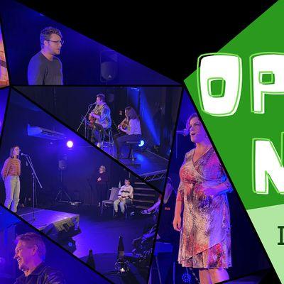 Theatre Ozs Open Mic Night - July