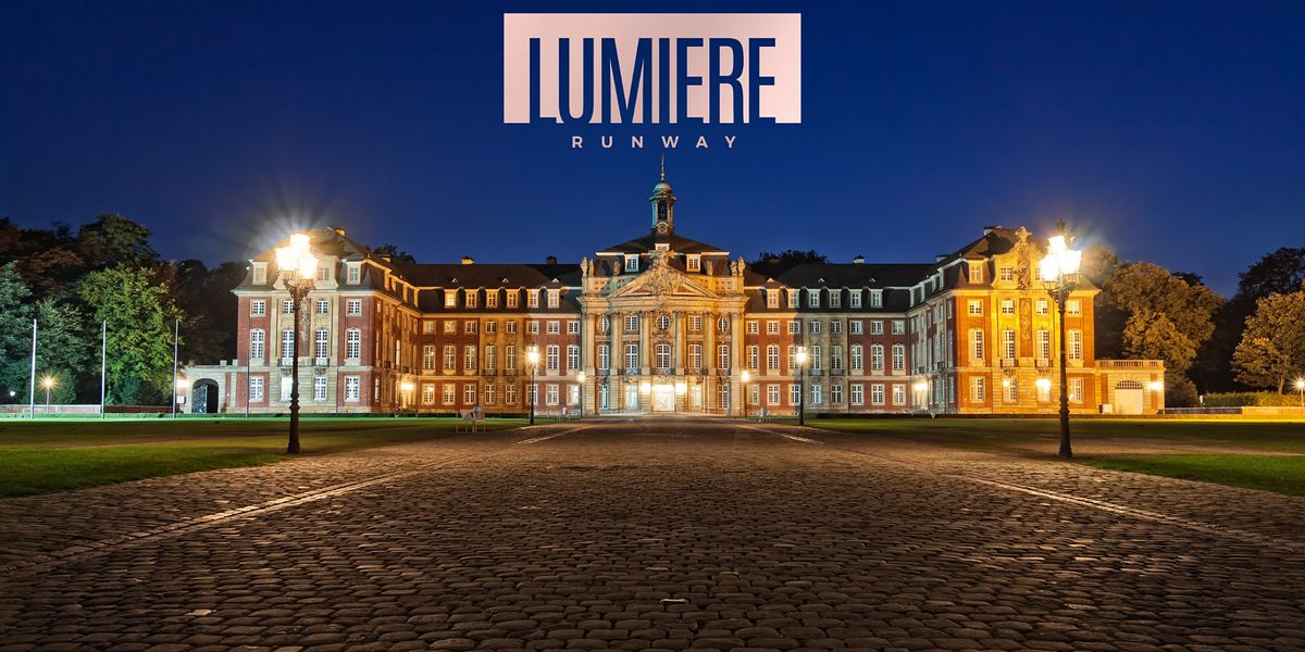 LUMIERE RUNWAY FASHION SHOW  ONLINE BROADCAST, 19 June | Online Event | AllEvents.in