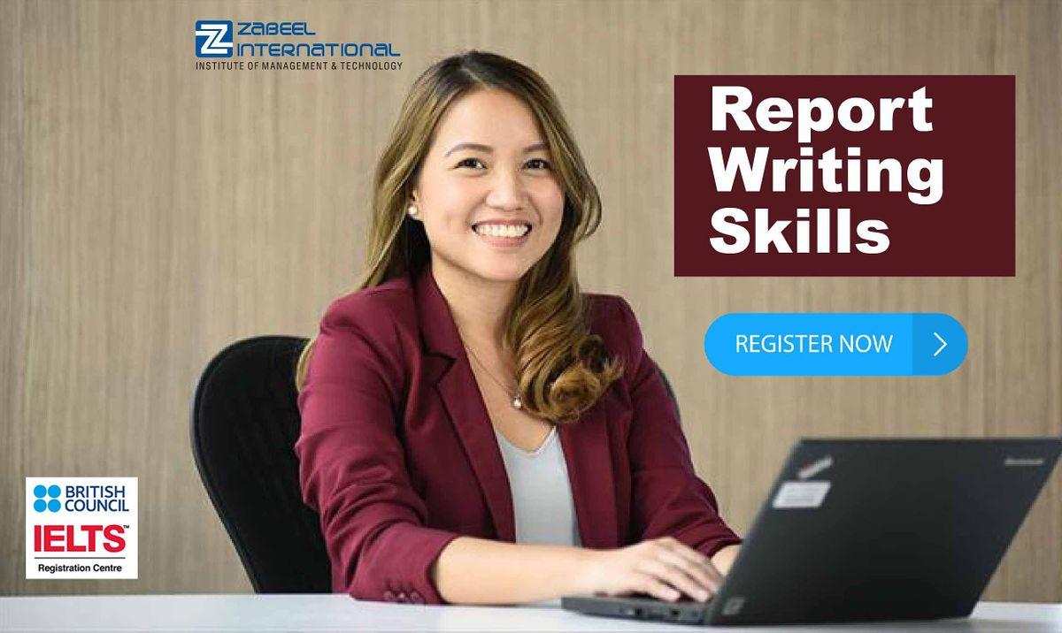 Report Writing Skills Course   Event in Dubai   AllEvents.in