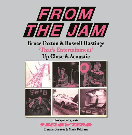 From The Jam - Gorilla, Manchester, 29 July | Event in Manchester | AllEvents.in
