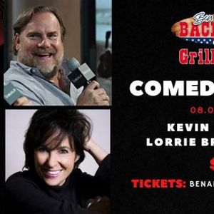 Comedy Night Ft. Kevin Farley and Lorrie Brownstone