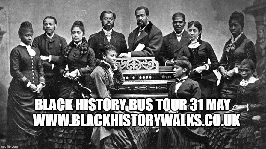 Black History Bus Tour