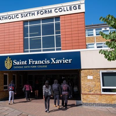 St. Francis Xavier Sixth Form College Open Events for Entry September 2021
