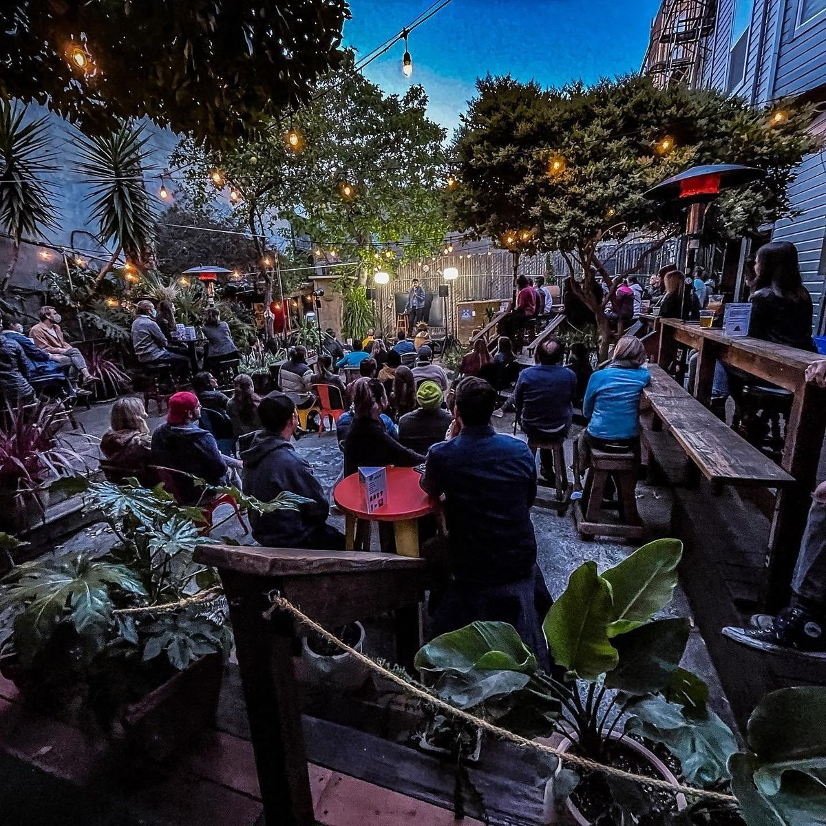 The Setup - Mission Outdoor Comedy at ElRio (Heaters and Social Distance)   Event in San Francisco   AllEvents.in