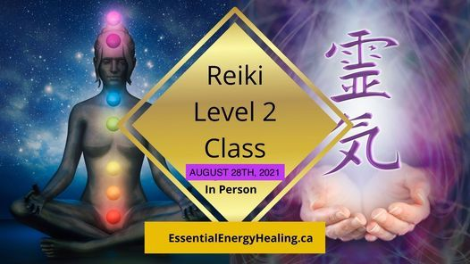 Reiki Level 2 Certification Training, 28 August | Event in Red Deer | AllEvents.in