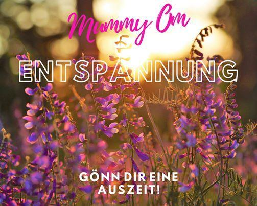 Entspannung für Mamas - Autogenes Training Grundkurs at ...