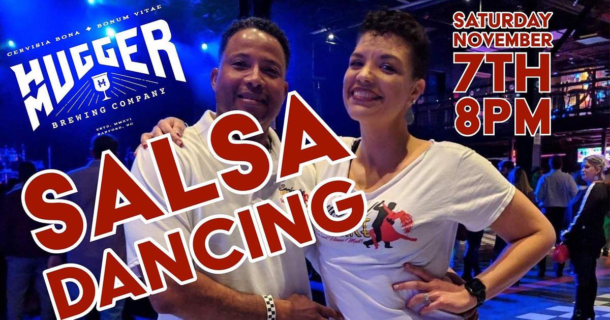 Salsa Dancing, 7 November | Event in Sanford | AllEvents.in