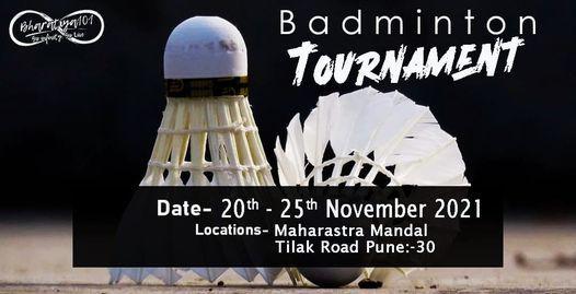 Badminton Tournament 2021, 20 November | Event in Pune | AllEvents.in