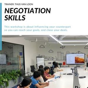 Leadership Program Influencing Your Negotiation Counterpart