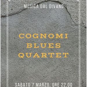 Bla Bla Bla present The best Blues Party in town