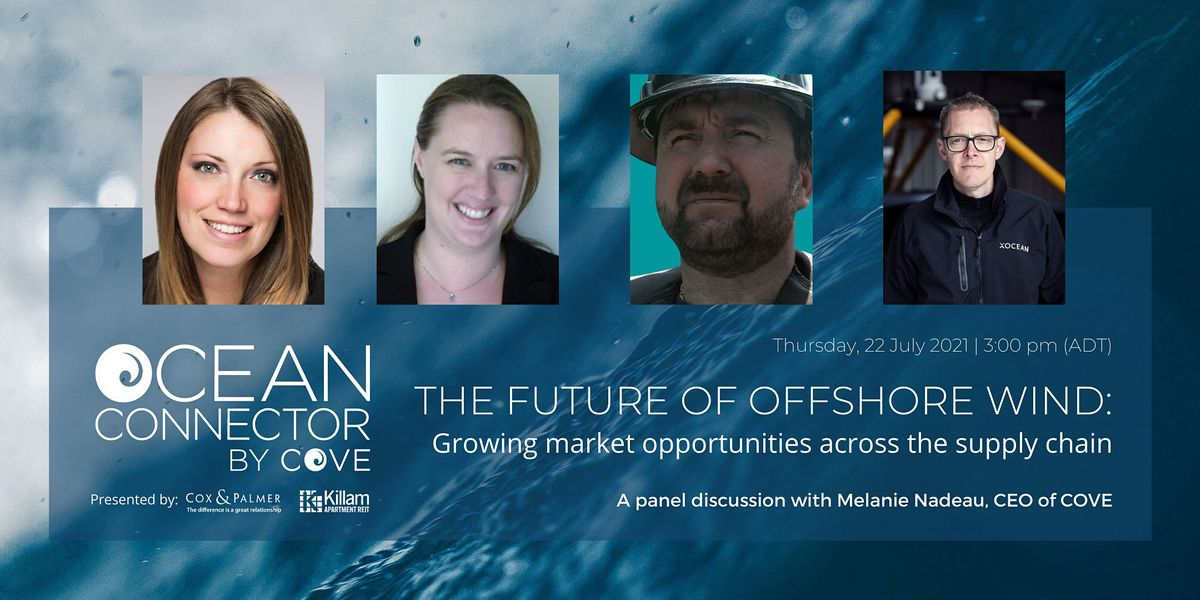 Ocean Connector: The Future of Offshore Wind