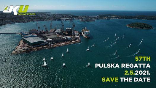 57th Pulska regatta, 2 May   Event in Pula   AllEvents.in
