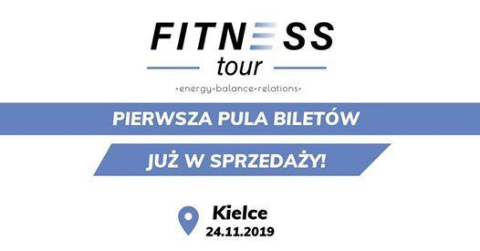 Fitness Tour  Kielce  24.11.2019