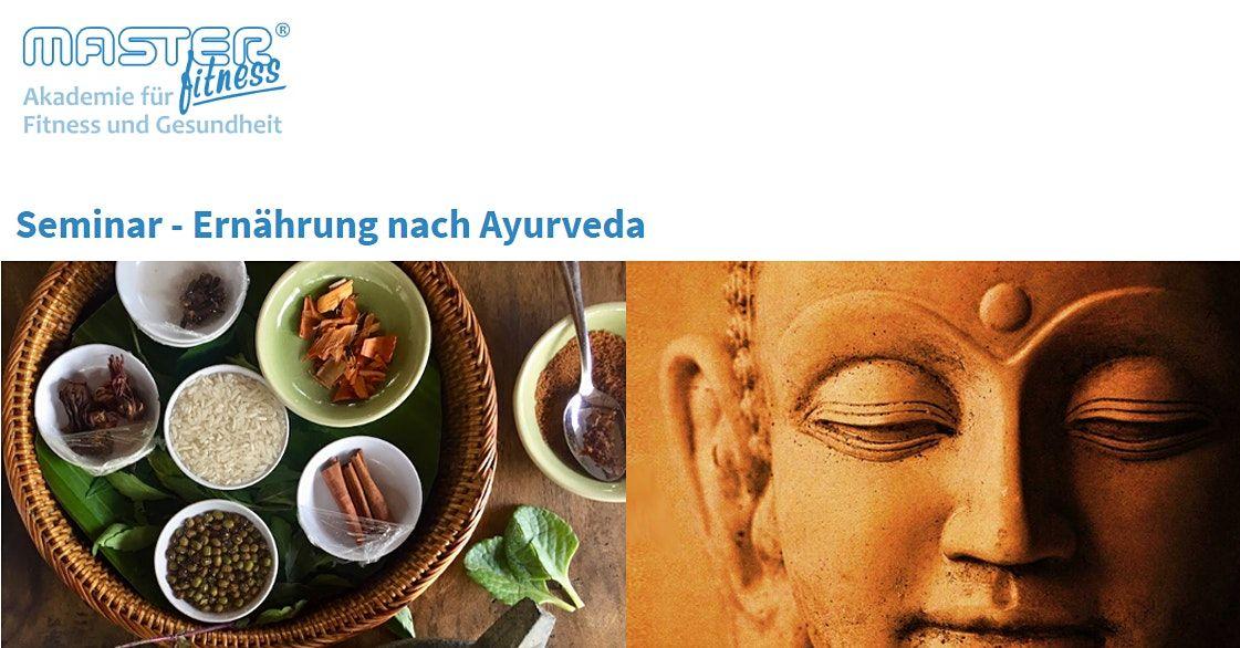 Seminar - Ernährung nach Ayurveda, 16 August   Event in Heilbronn   AllEvents.in