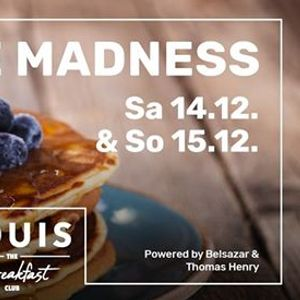 Pancake Madness Powered by Belsazar & Thomas Henry