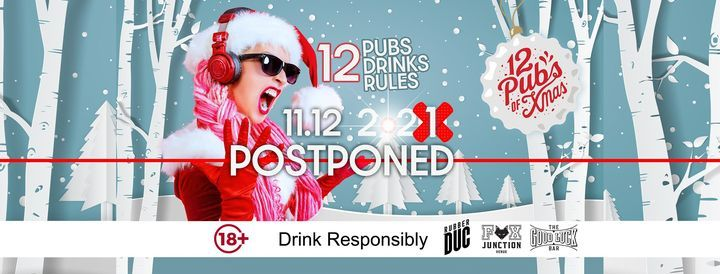 The 12 Pubs of Xmas - Jozi '21, 11 December | Event in Johannesburg | AllEvents.in