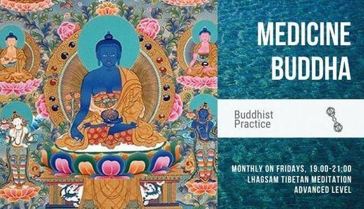 Medicine Buddha Practice (Online), 2 July   Event in Zurich   AllEvents.in