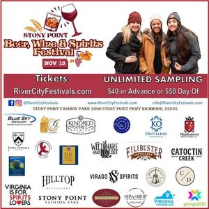 Stony Point Wine Beer & Spirits Festival